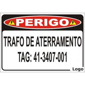 PLACAS P/ TRAFO